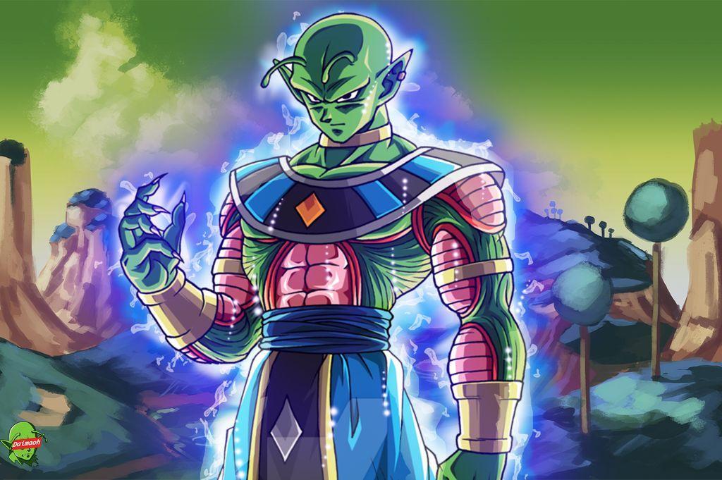 Piccolo God Of Destruction Ultra Instinct By Daimaoha5a4 Dragon Ball Super Art Dragon Ball Dragon Ball Artwork