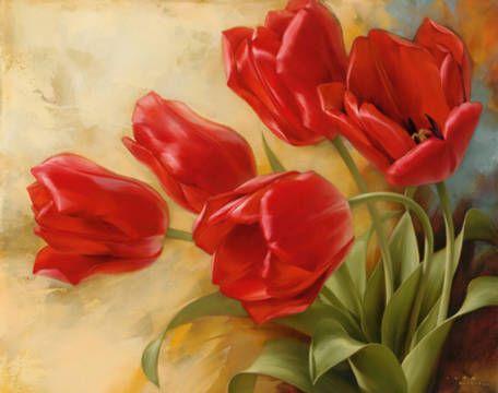 Art Print: Igor Levashov, Garden in Holland II