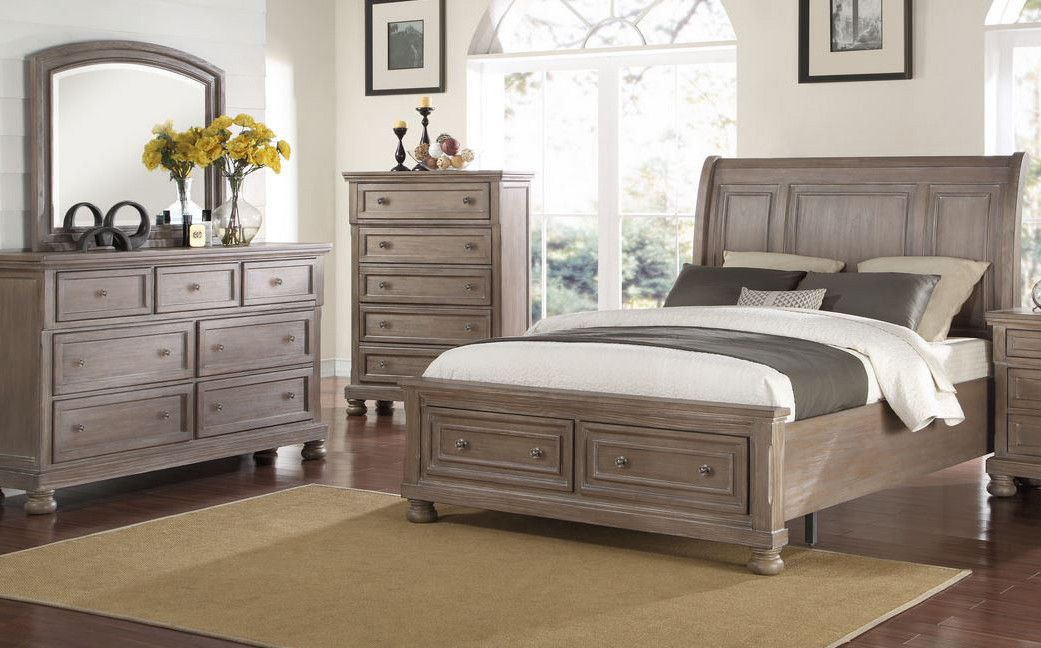 Queen Bed \u2013 Cardi\u0027s Furniture Bedroom Pinterest