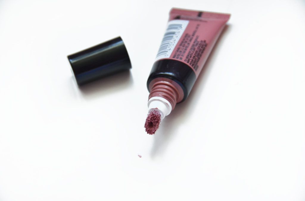 Maybelline Colour Jolt Intense Lip Paint in Stripped down applicator. Review on ColouringMeHappy.com