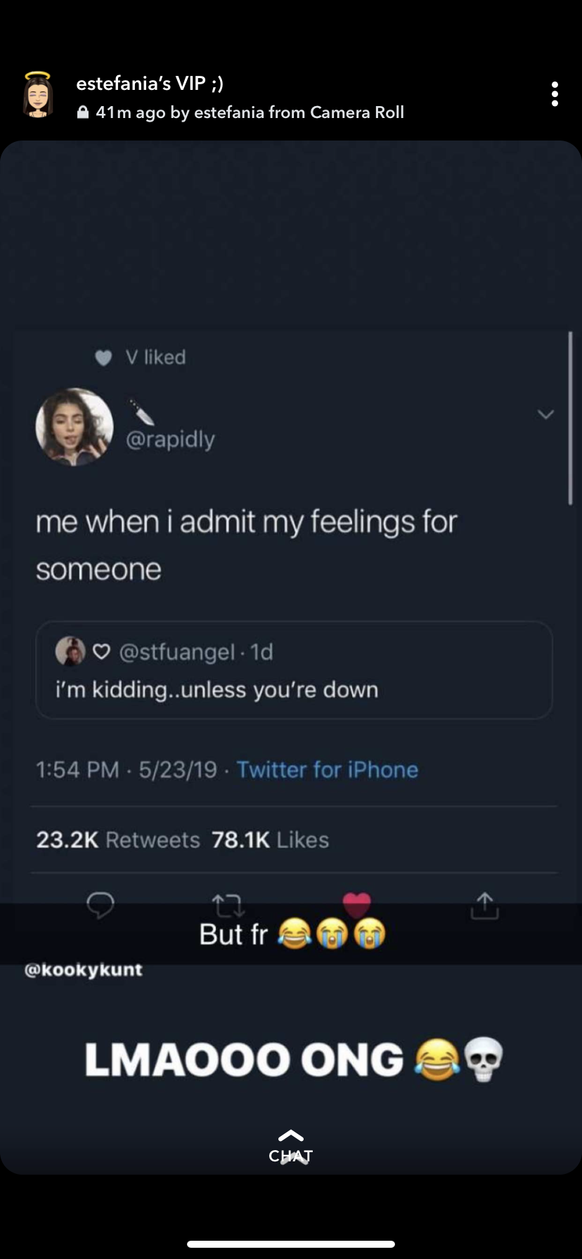In Your Feelings Quotes Twitter