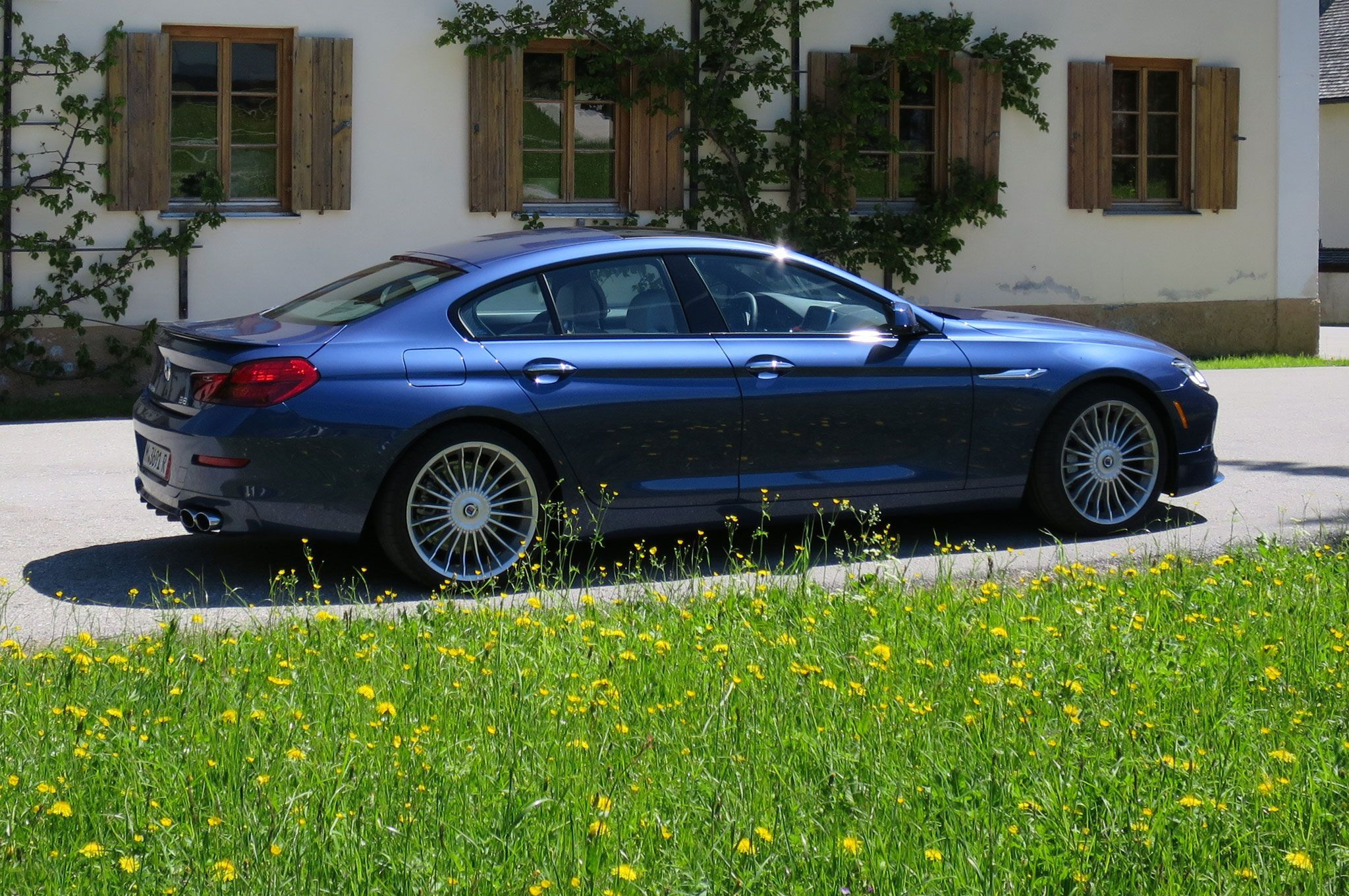 BMW Alpina B Gran Coupe Schwartzerdesscode Pinterest BMW - Bmw alpina b6