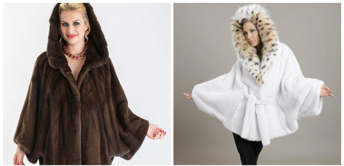 Manteau fourrure femme 2018