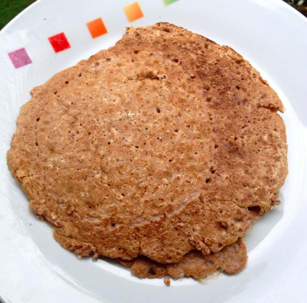 recette de pancakes prot in s sans sucre sans gras avec. Black Bedroom Furniture Sets. Home Design Ideas