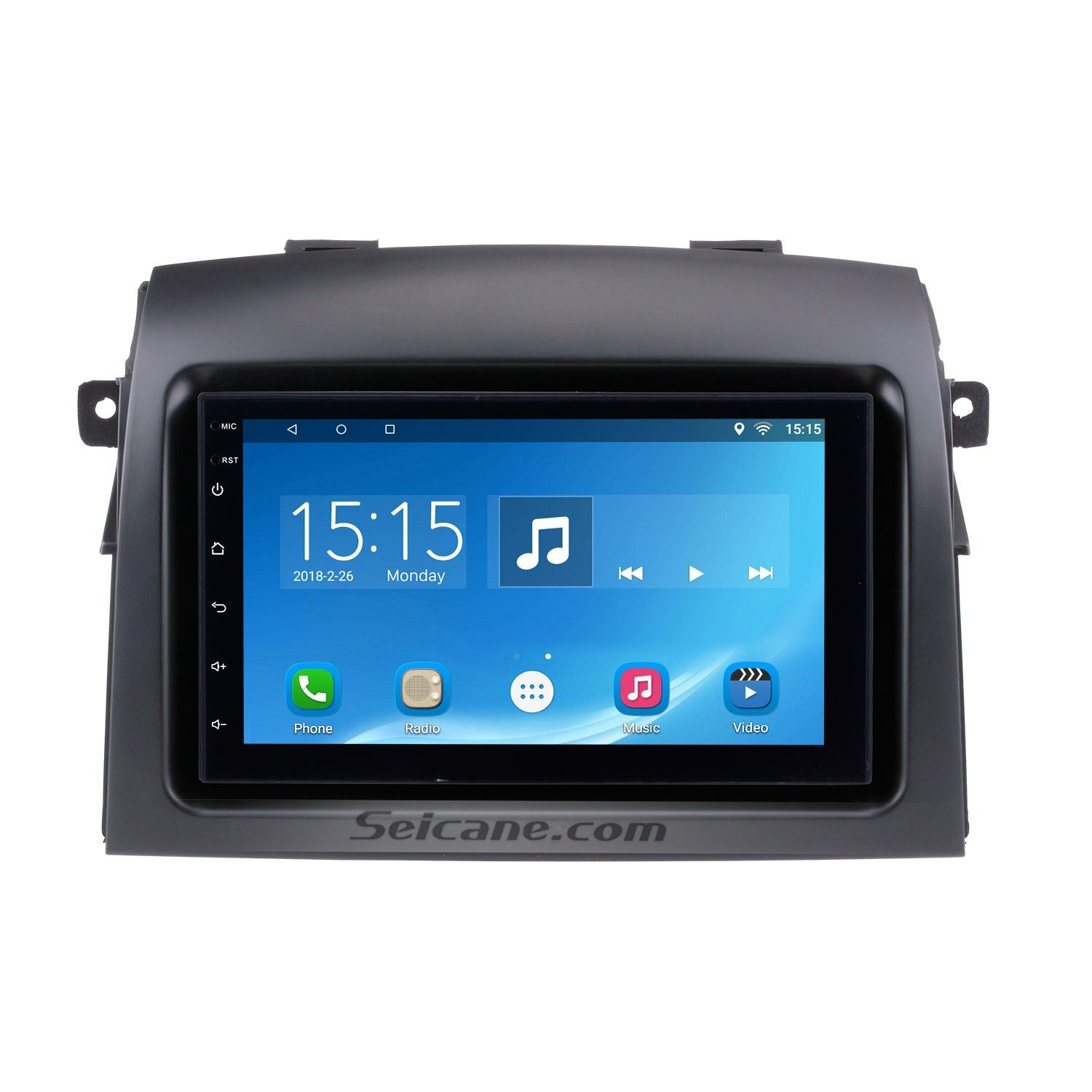 Seicane Android 6.0 7 Inch HD Touch Screen 2 Din Radio