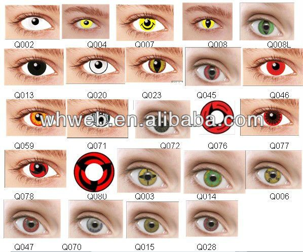 bf9cf5e042d Full of charming eyes color contacts cheap contact lens factory ...