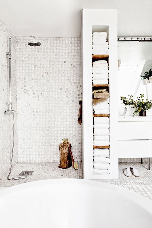 Badkamer Kast naast het bad - Home - Bathroom | Pinterest - Bad ...