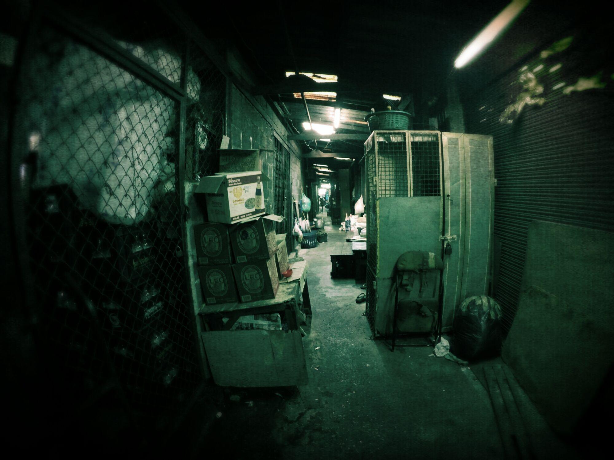 Engouffrez-vous dans les ruelles les plus sombres de BANGKOK - Thaïlande