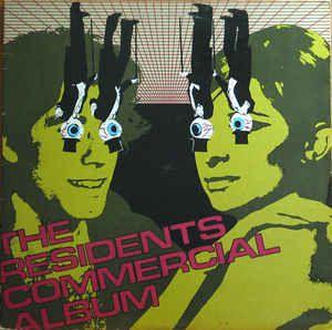 The Residents Commercial Album Vinyl Lp Album At