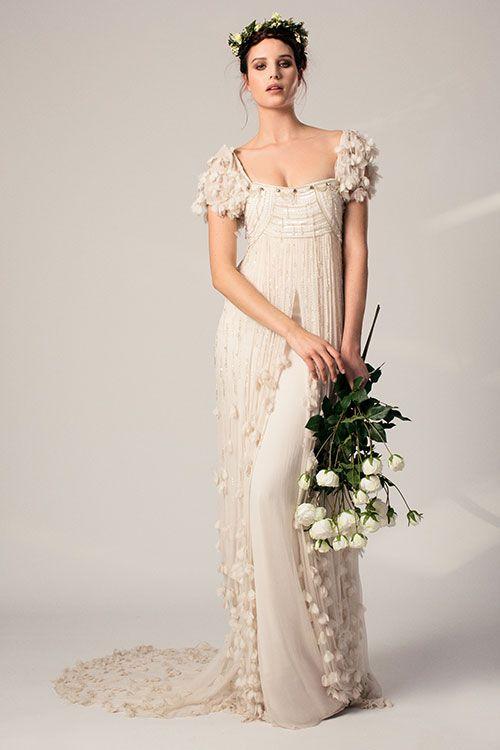 10 Minutes With Designer Alice Temperley Wedding Dressesboho