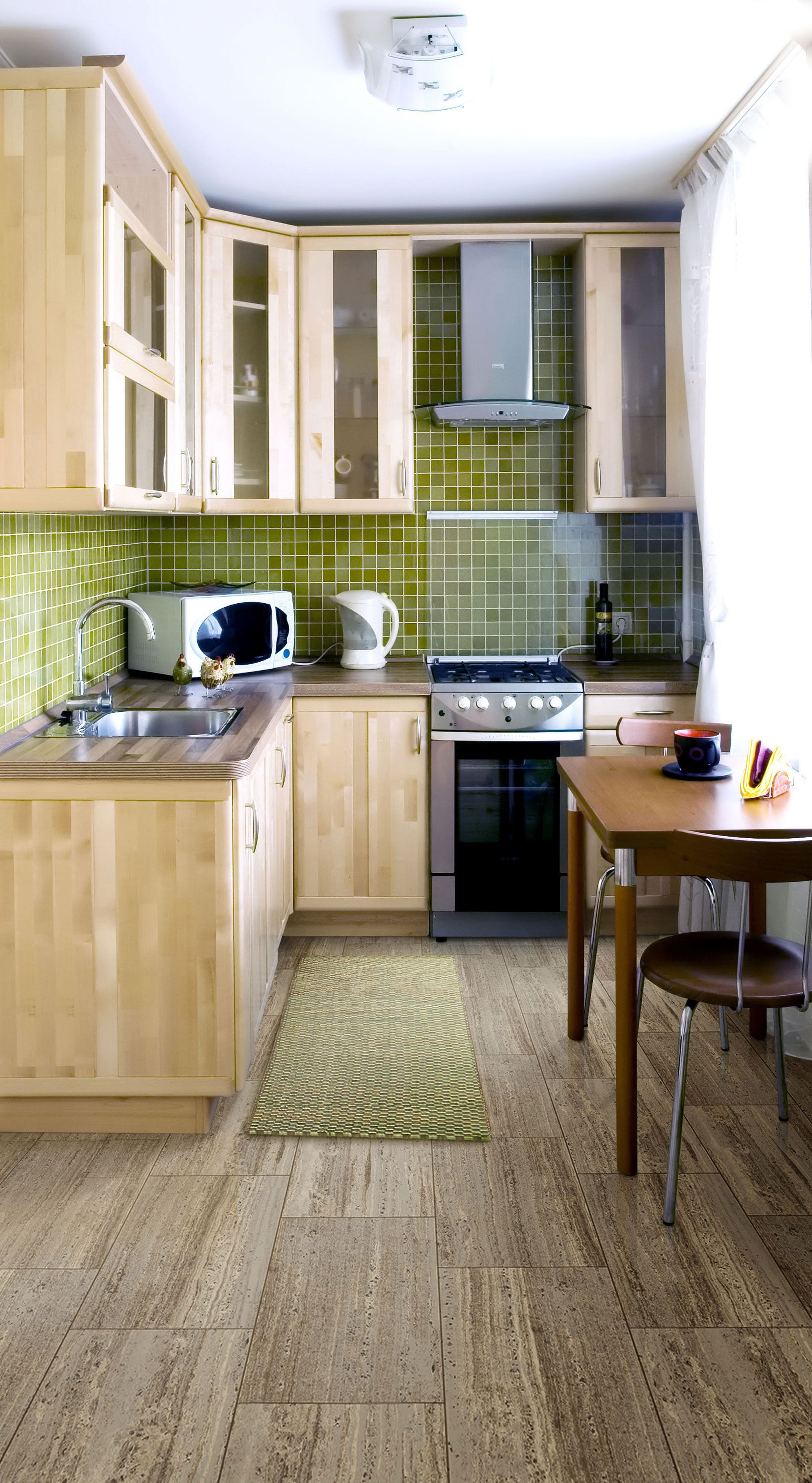 20 Clever Small Island Ideas for Your Kitchen Built in