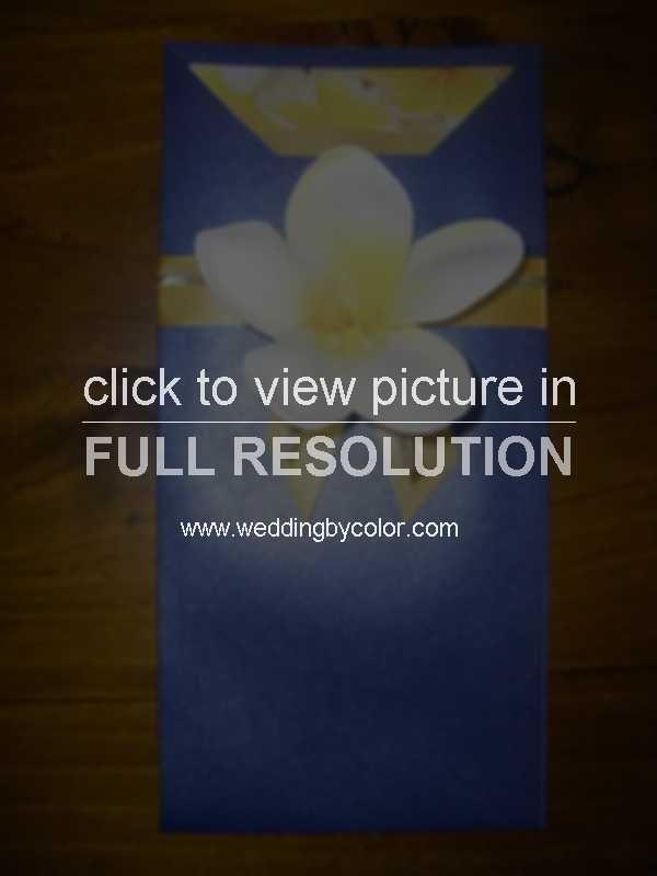 Blue Wedding Invitation Almost finished Free Wedding Blogs