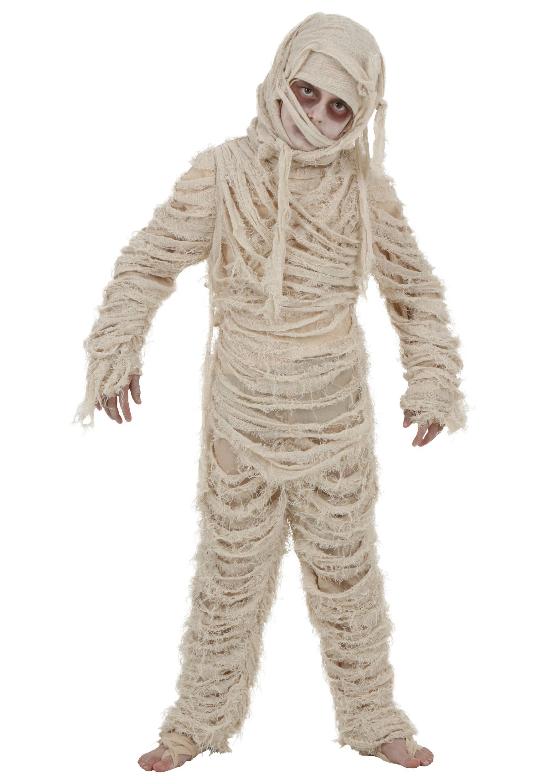 Boy's Mummy Costume Mummy costume, Boy halloween