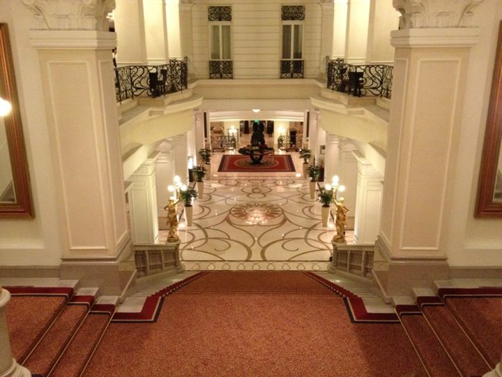 A royal welcome at Corinthia Hotel Budapest