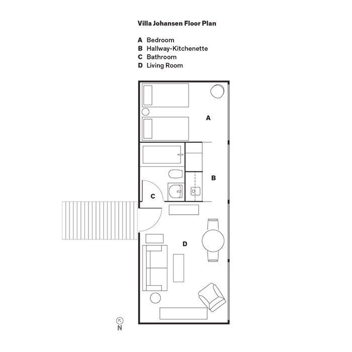 Dwell House Plans this super-cozy renovation will make you reimagine what a toolshed