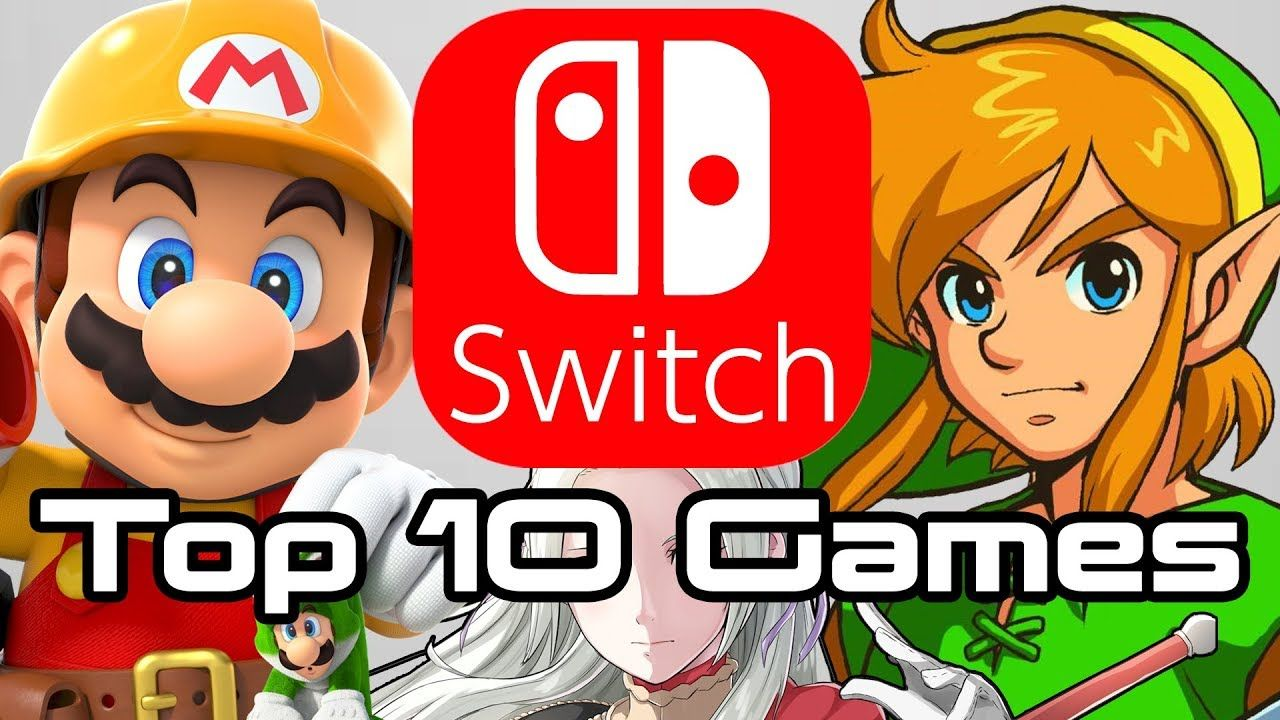 Top 10 Upcoming Nintendo Switch Games In 2019 2020