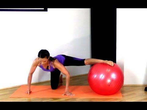 gymnastikball abnehmen