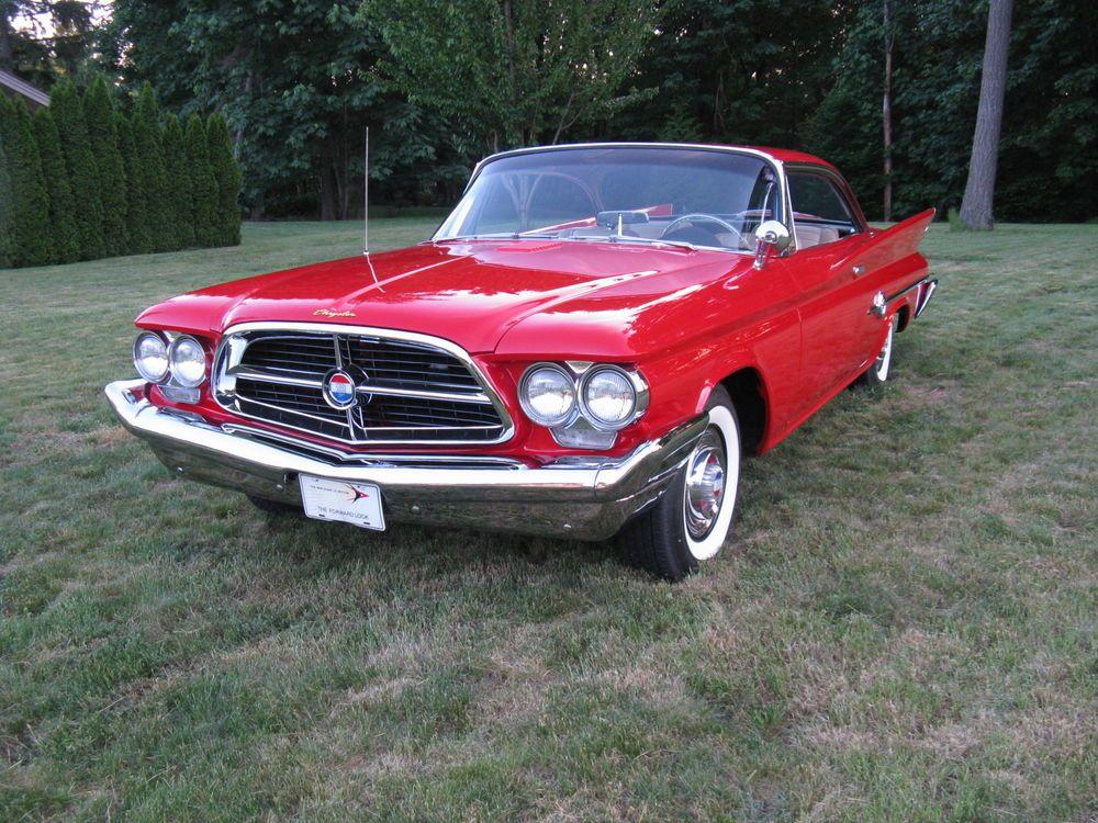 1960 Chrysler 300 Series Chrysler 300 Chrysler Car