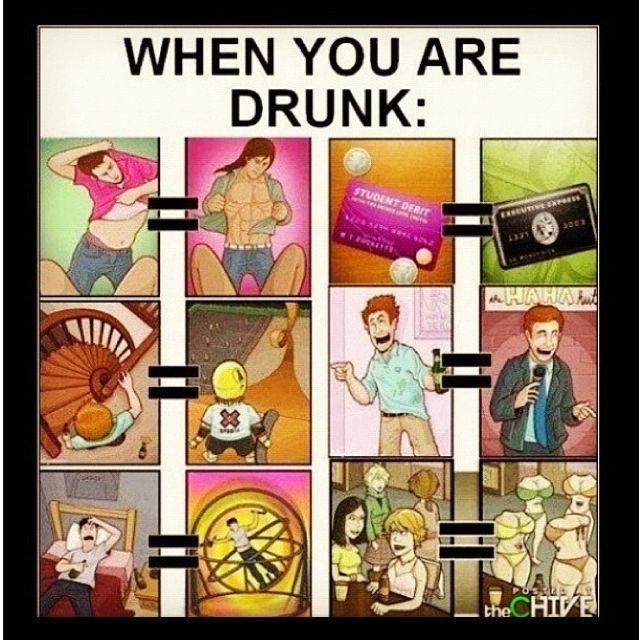 Drunk truth!
