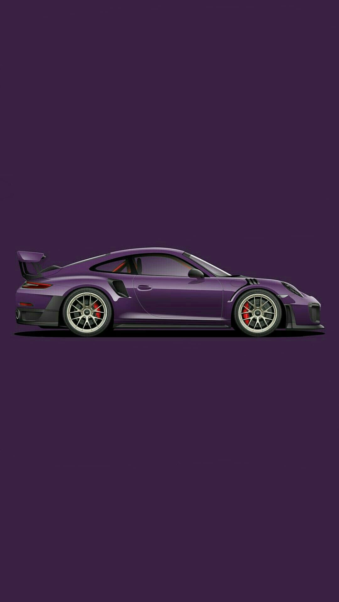 Ultra Violet GT2 RS Wallpaper