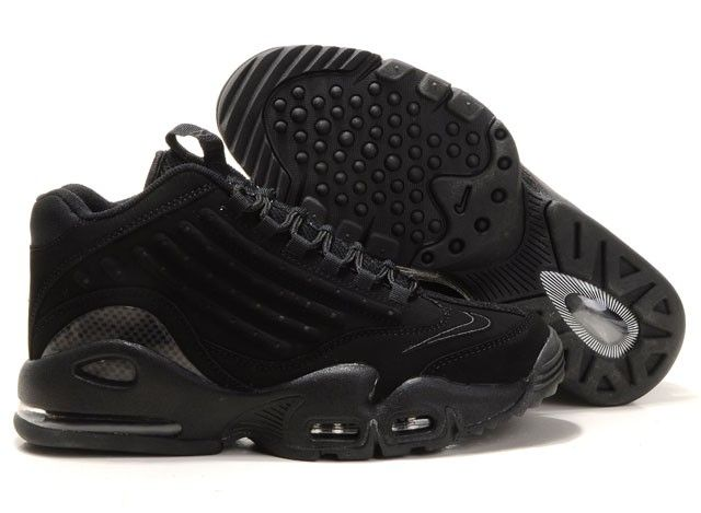 Nike Air Griffey Max II All Black [Nike Ken Griffey Jr 030