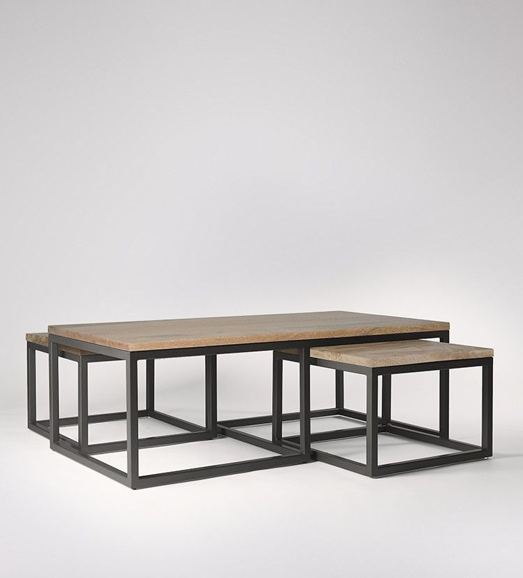 Coffee Tables Industrial
