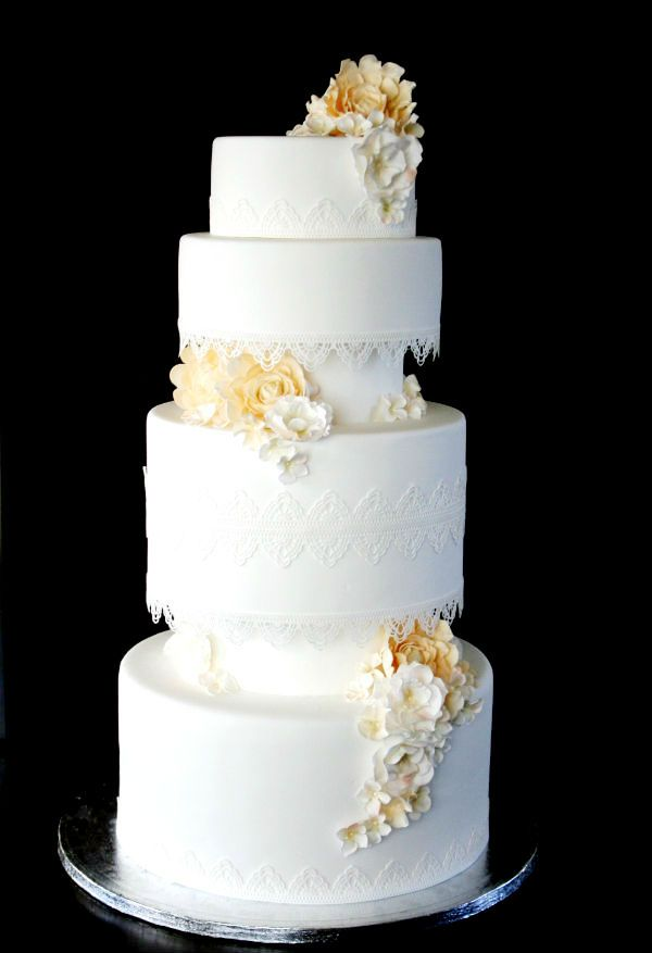 wedding cake, www.paintedbycakes.com