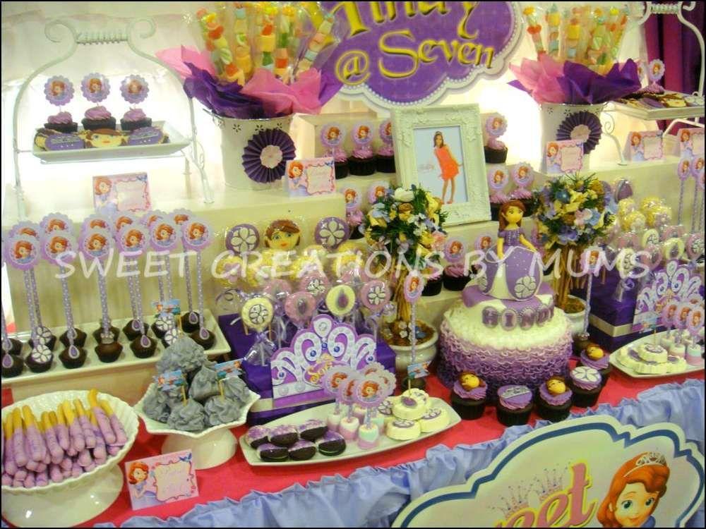 7th Birthday Decoration