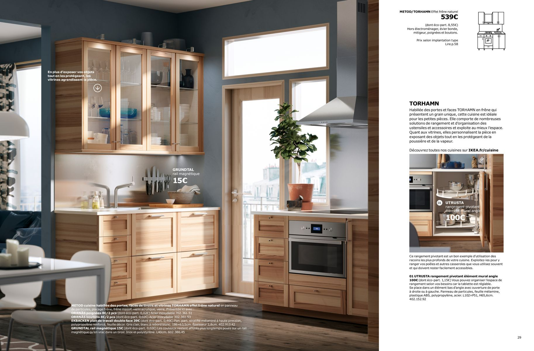 Brochure Cuisines IKEA 2018 K07 Pinterest