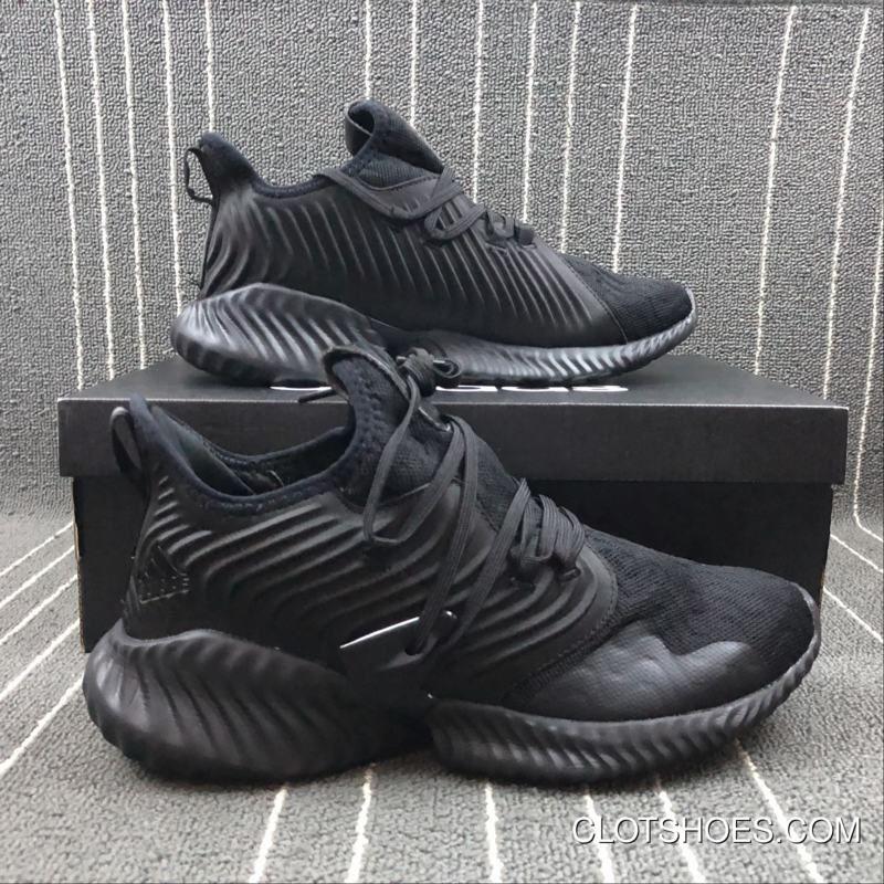 adidas alphabounce instinct triple black