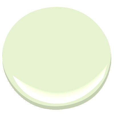 Lime Accent 407 Benjamin Moore