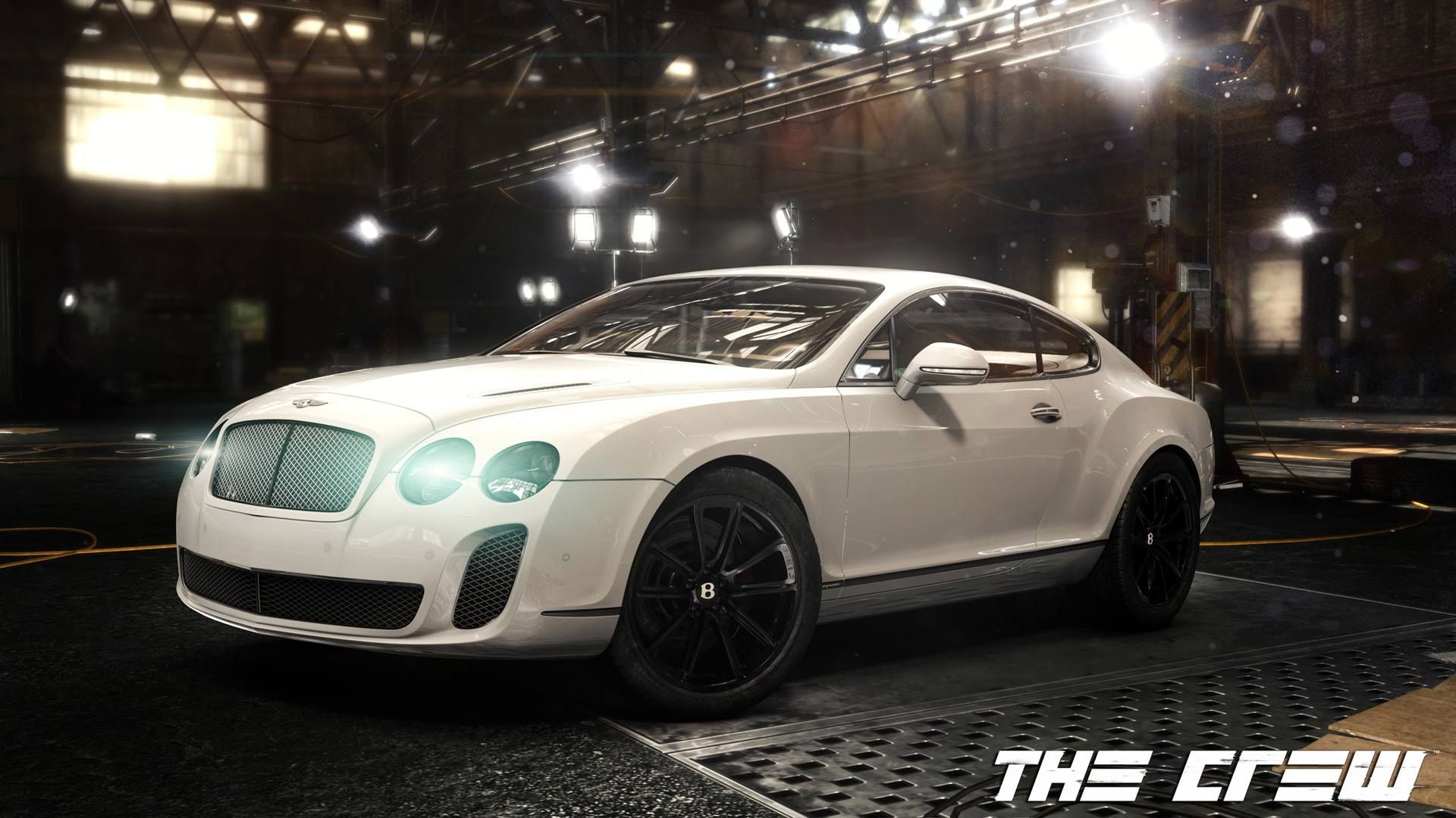 Bentley Continental GT is the latest addition to Ubisoft s The Crew