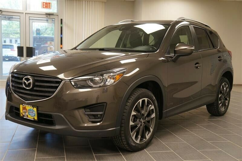 Used 2016 MAZDA CX5 Grand Touring NAVIGATION LEATHER