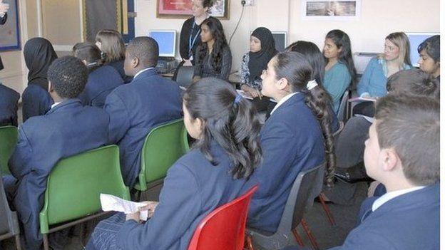 12.11.14 - Diversity 'key to London GCSE success'