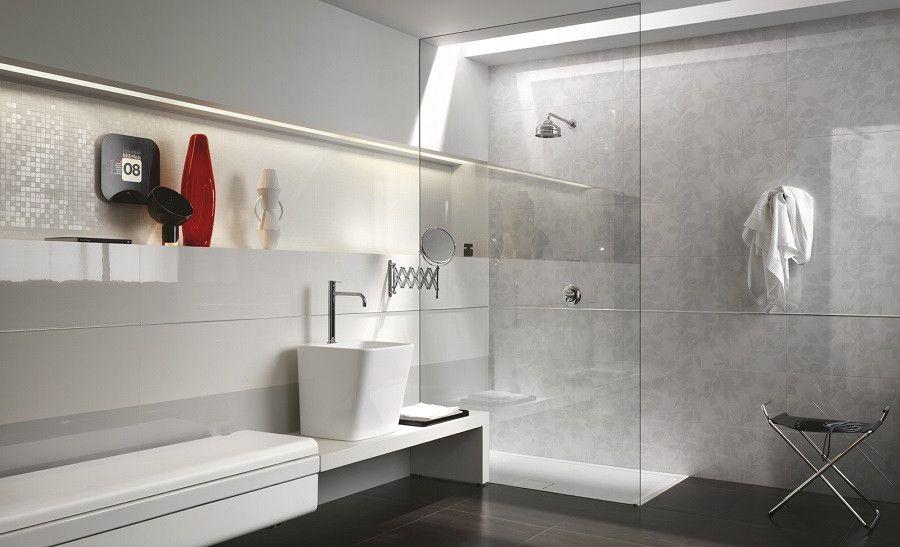 Ragno #Still Dekor Rombi BI 32,5x97,7 cm R1JL #Feinsteinzeug - badezimmer 7 qm