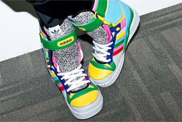 Adidas Originals by Originals Jeremy Scott Boots