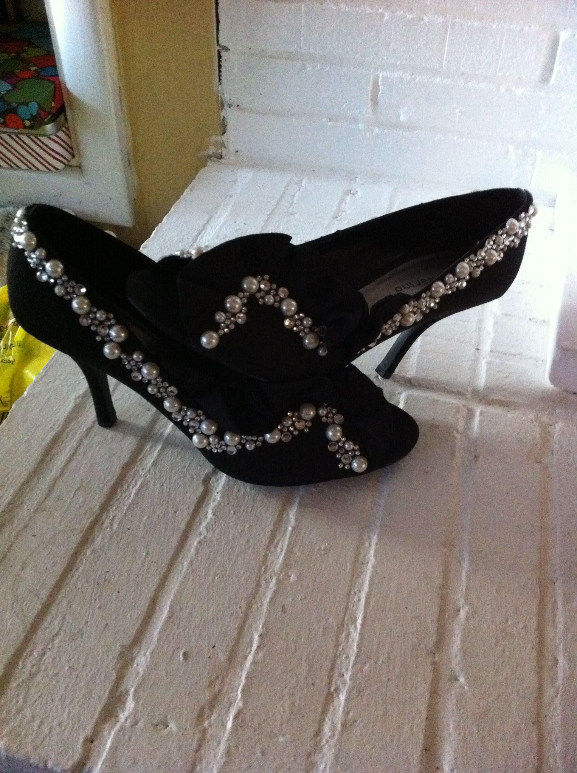 Lanvin Grosgrain-trimmed elaphe pumps | Beautiful shoes