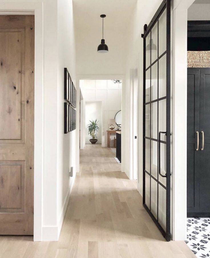 Pin By Jennifer Farley Savory Simpl On I N T E R I O R Hill Interiors Sliding French Doors House Design