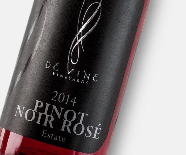 De Vine Vineyards and Distillery - 2014 Pinot Noir Rosé