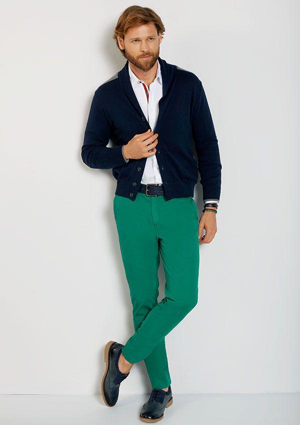 CASUAL - Blazer, camisas, pantalones, sacos | Estilos de ...