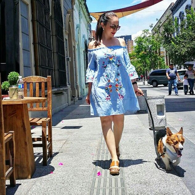 Verano 2017 #aymaria #bohostyle #ropabordada #estilomexicano #vestidobordado #modamexicana #vestidomexicano
