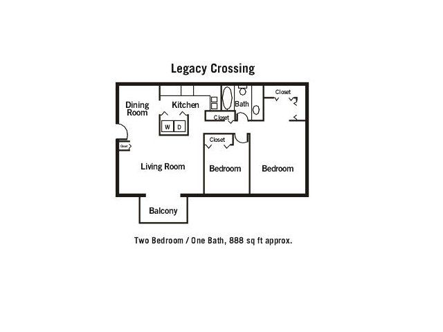 Legacy Crossing Apartments For Rent In Omaha Nebraska Apartment Rental And Community Details Forrent Com