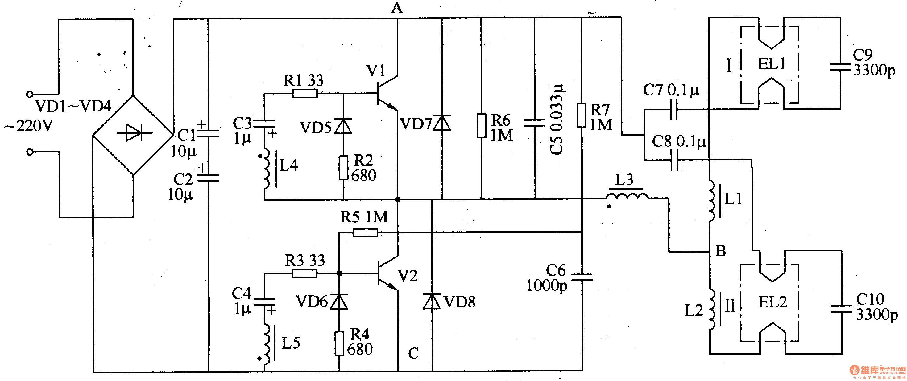Lovely Wiring Diagram Fluorescent Light Switch Diagrams