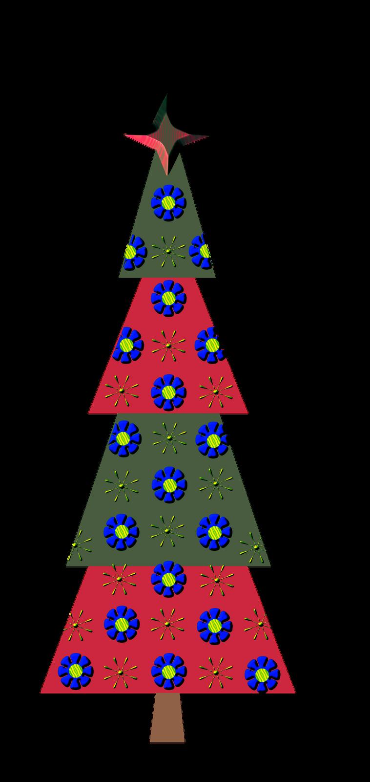 CHRISTMAS TREE CLIP ART   ARBOL NAVIDAD   Pinterest   Navidad ...