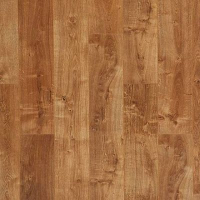 7mm London Oak Usa Laminate Flooring With Attached Pad Flooring