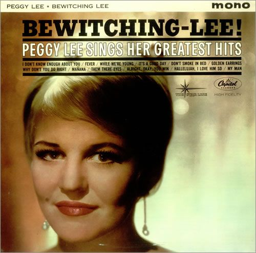 Now Playing - Peggy Lee - Bewitching-Lee