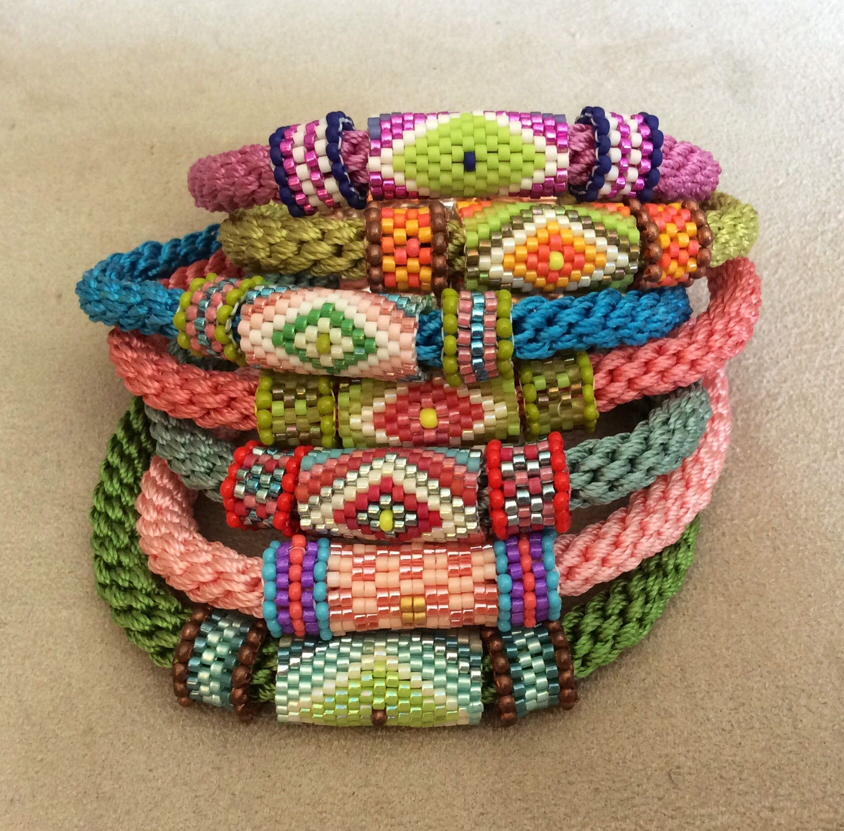 beaded band watches bracelet watch bands