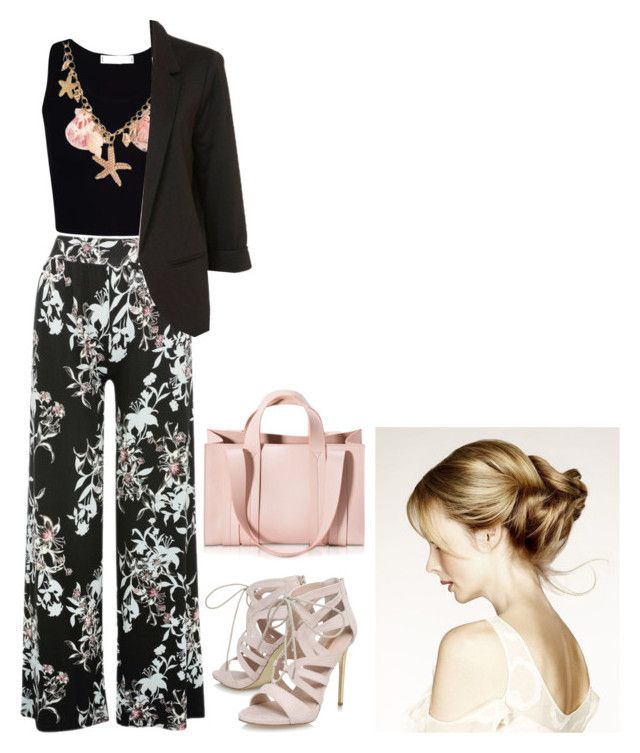 """""""sandalias"""" by multifandom01 ❤ liked on Polyvore featuring M&Co, Carvela, Corto Moltedo, contestentry, laceupsandals and PVStyleInsiderContest"""