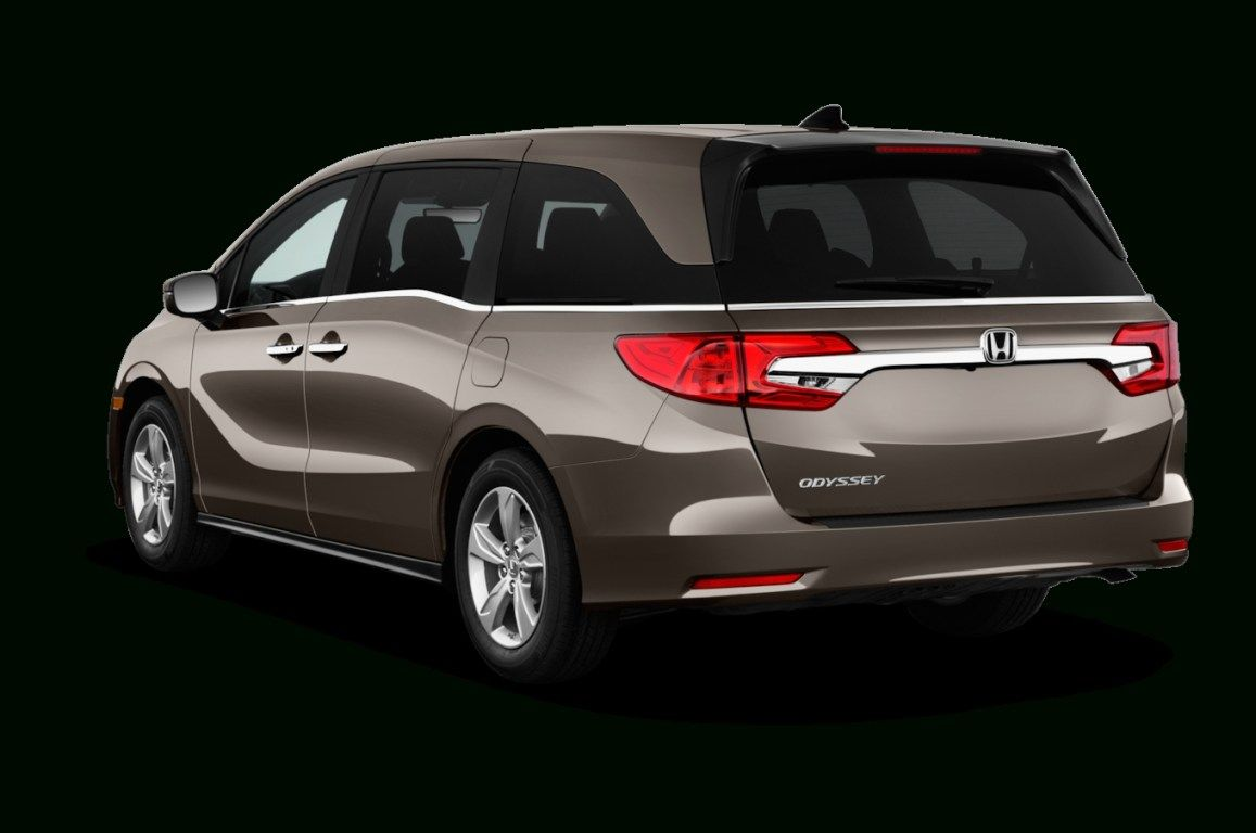 New Odyssey Honda 2019 Overview Honda Odyssey Car Review Car