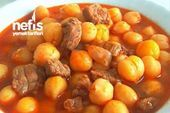 Photo of Meaty Chickpea Stew – Yummy Recipes – My Flavor Plate-Etli N…